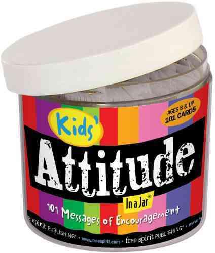 Kids' Attitude in a Jar By Free Spirit Publishing (COR)